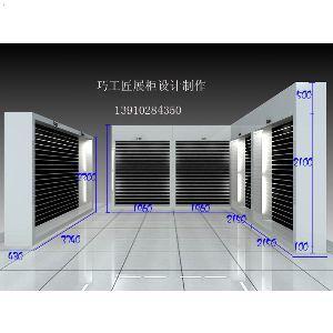 产品首页 商务服务 创意设计 展览设计制作 服装展柜1