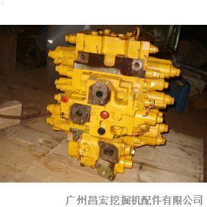 【供应小松200-8挖掘机液压泵分配阀】厂家图片
