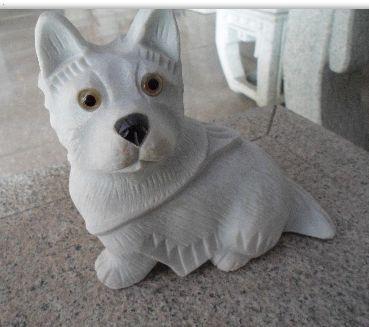 小动物石雕工艺品