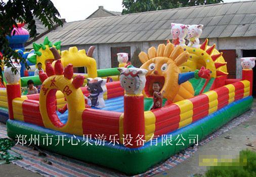 儿童充气城堡 大型充气玩具