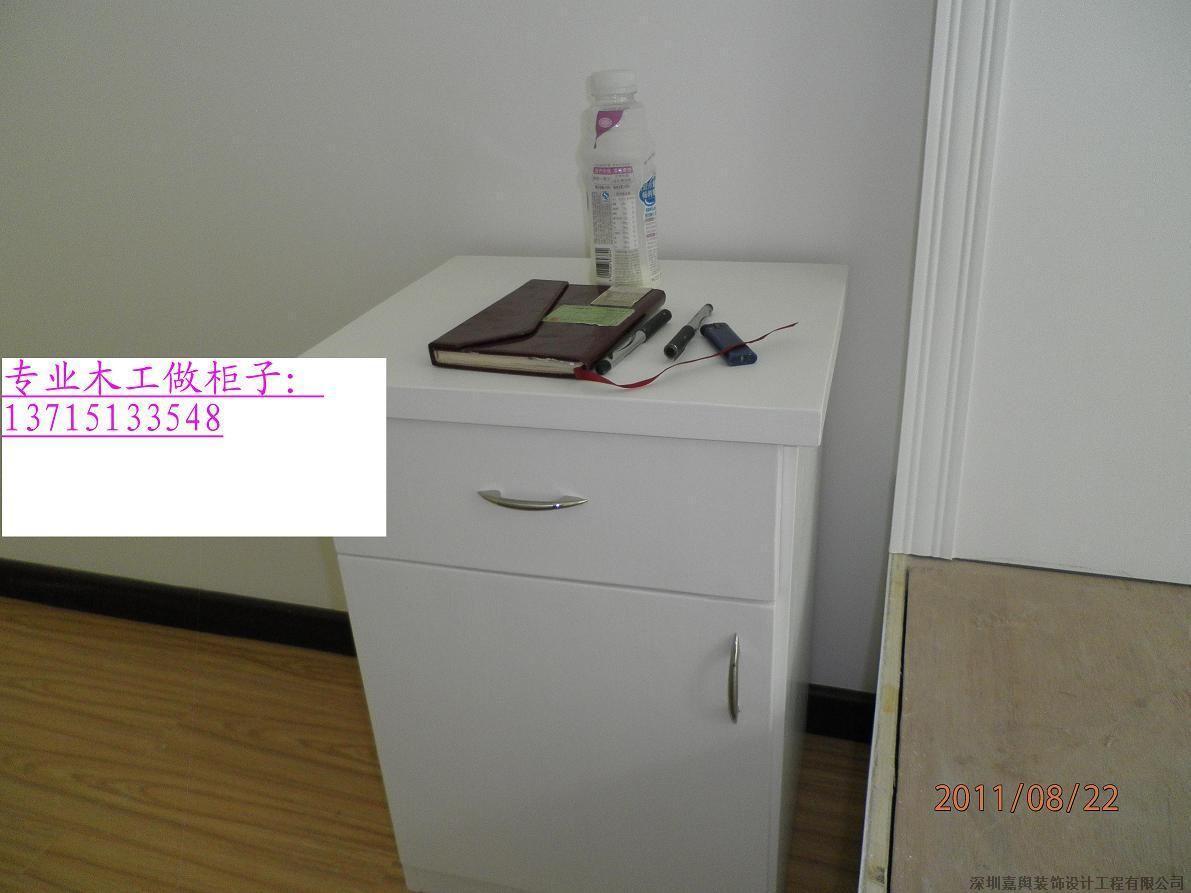 木工做的欧式衣柜图片