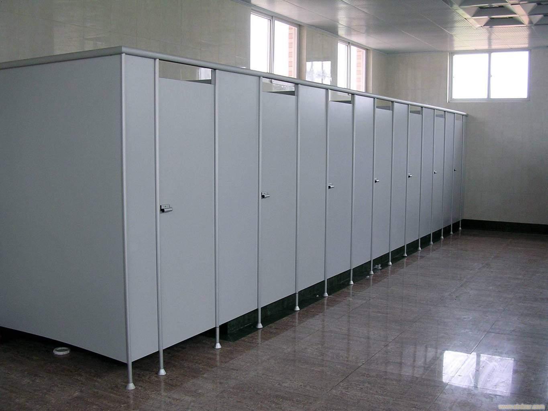 卫生间隔断 装修材料