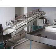锅巴机生产线设备,面叶线生产线设备,方便面生产设备。