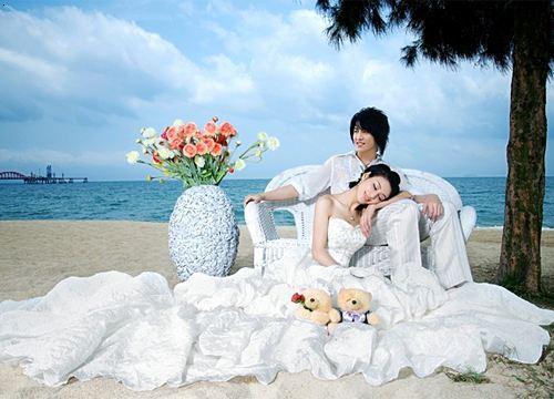 欧式婚纱摄影,韩式婚纱摄影