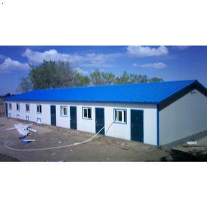 产品首页 建筑,建材 建筑装修施工 活动房 东北彩钢房  价      格