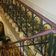 重庆楼梯栏杆,安全防护栏杆生产
