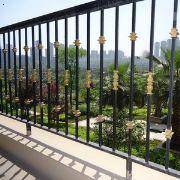 重庆阳台栏杆,飘窗栏杆,楼房安全护栏生产
