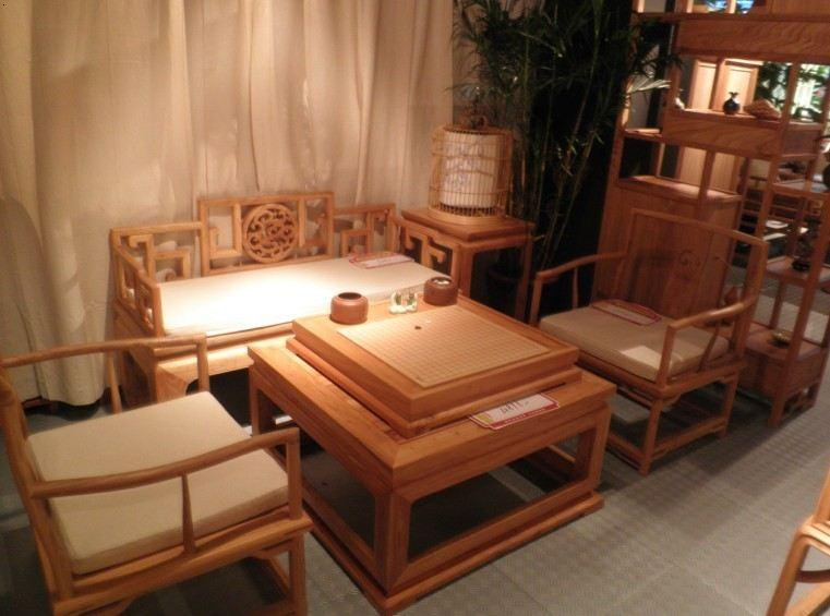 >中式家具图片