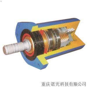 液压螺旋摆动油缸