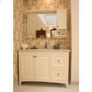 定制实木欧式浴室柜