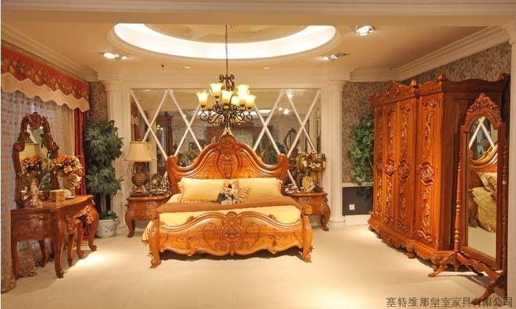 欧式家具,别墅家具,柚木家具