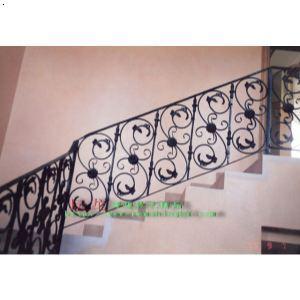 欧式铁艺楼梯扶手