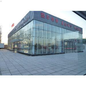 汽车4s店玻璃幕墙工程
