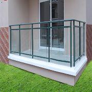 组装式阳台护栏