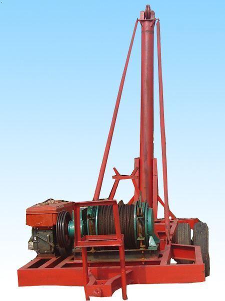 冲击式钻机安全操作规程