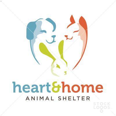 动物诊所标志设计