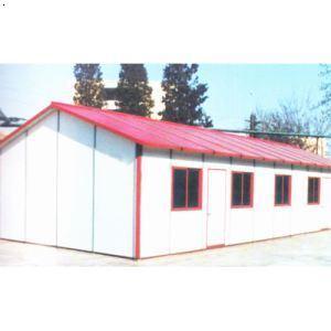 单层彩钢房设计图纸展示