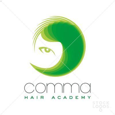 logo设计 标志 商标 叶子_发型设计