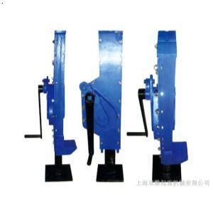 千斤顶 手摇挎顶 升降机 提升机 起重工具5吨普通 北京鑫鸟机械设备有