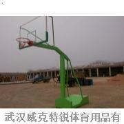 经典型移动式单臂篮球架,篮球架厂家直销,篮球架仓储批发,国际标准篮球架