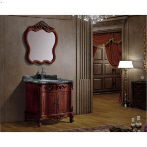 【古典实木浴室柜】厂家,价格,图片_广东佛山第洛可柜
