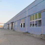 腈纶色纱生产厂房