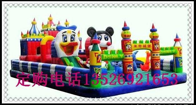武汉市儿童充气城堡