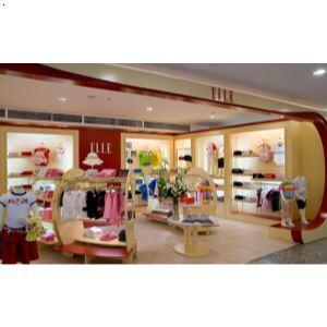 南京儿童服装店装修 婴幼儿用品店装修