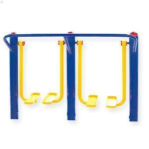 湖北武汉户外健身器材。武汉健身器材。强化跑步机