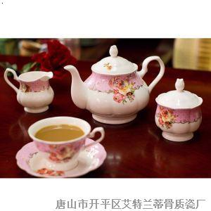 小英式咖啡具--玫瑰情深