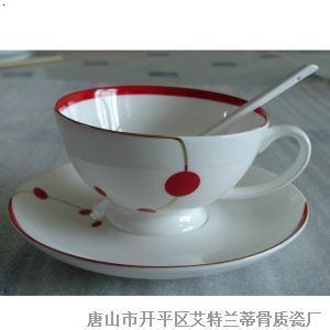 红印象矮杯碟