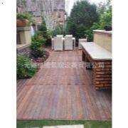 无锡庭院绿化木花架木凉亭