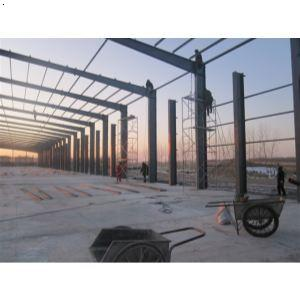 哈尔滨钢结构厂房