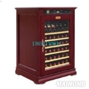 王朝红酒 柜 天津红酒柜 洋酒 展示柜 55瓶装红酒