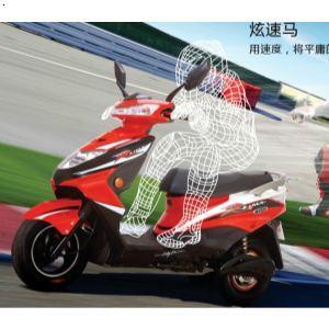 立马电动摩托车