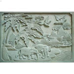 浙江grc|grc欧式构件浮雕画|香象渡河
