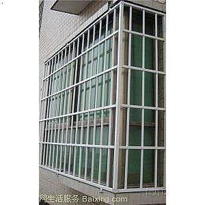 【大兴安装窗户防护栏防盗窗不锈钢护网安装】厂家