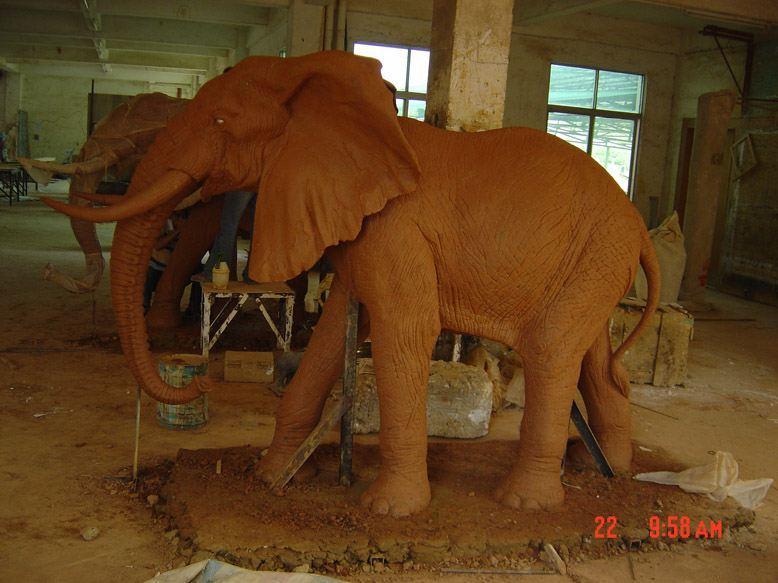 动物雕塑成都鸿日腾飞雕塑艺术有限公司第一食品网