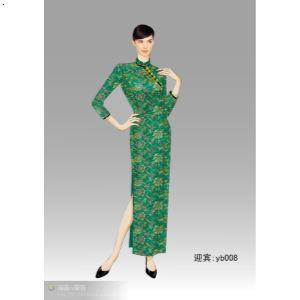 【迎宾服饰05】厂家,价格,图片_云南滇之兰商务服饰