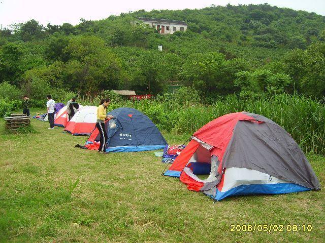 无锡野外露营