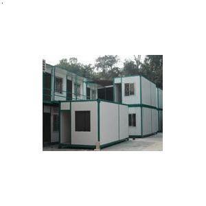 集装箱式移动房图片