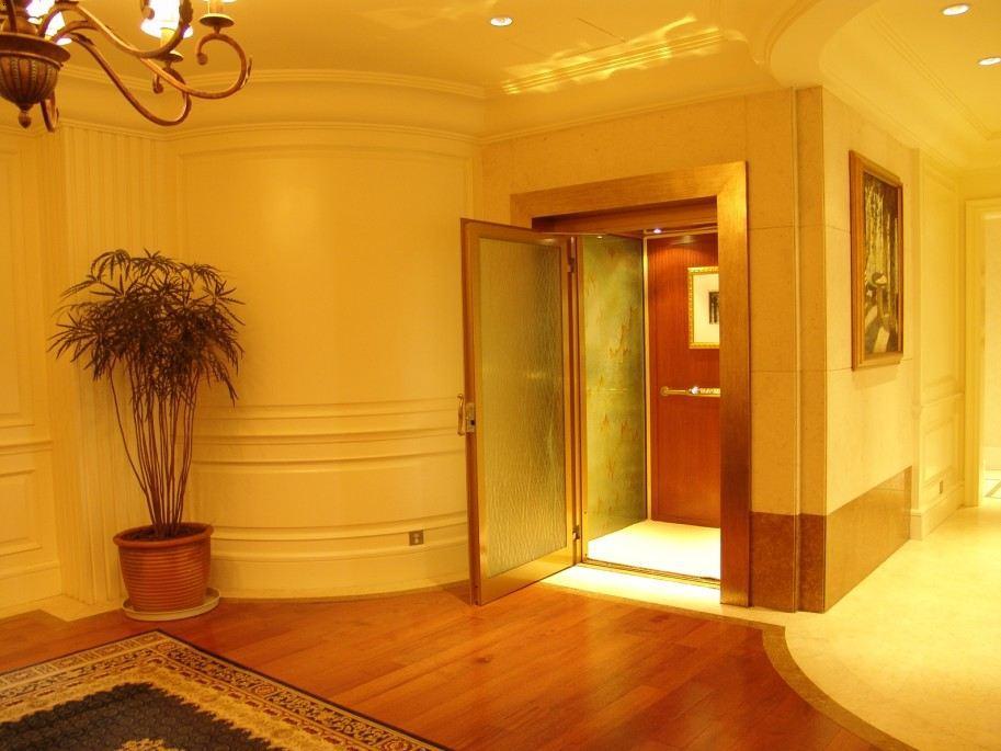 家用电梯轿厢装潢