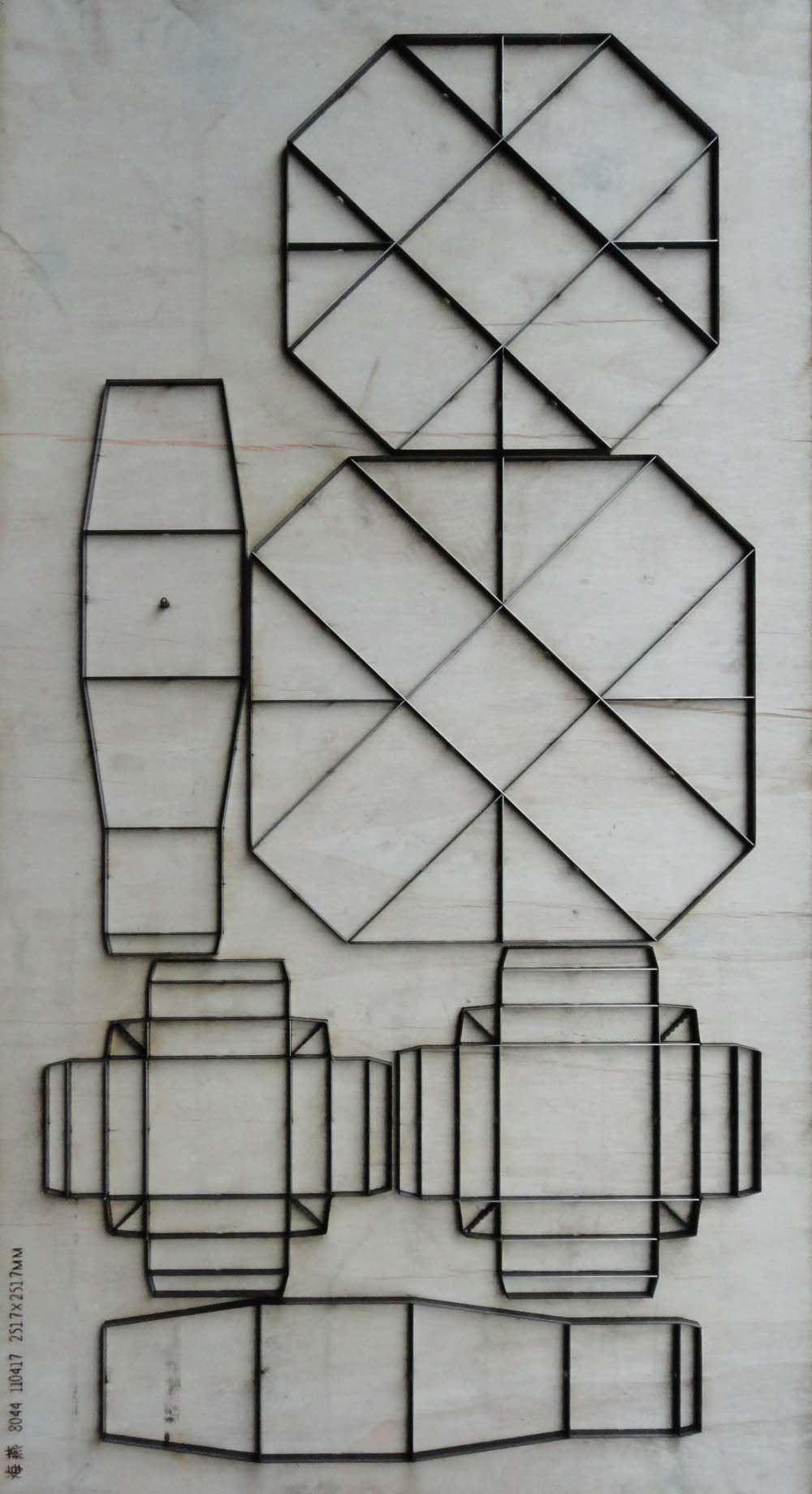 纸盒简单猪房屋手工制作