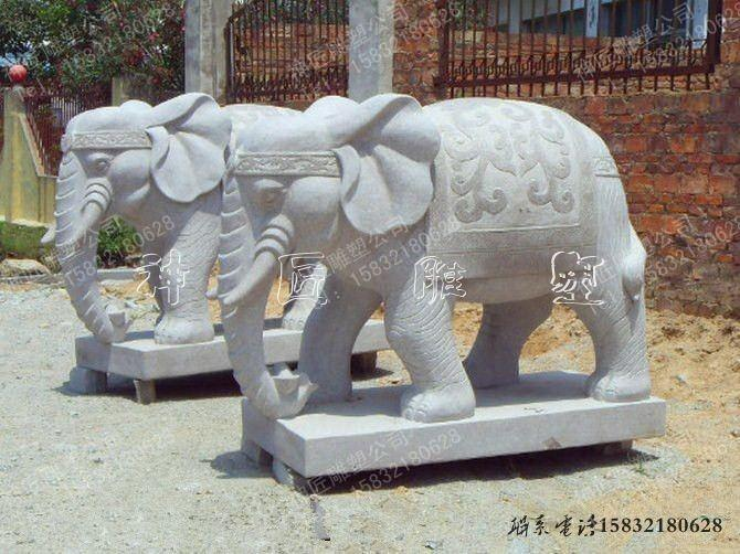 动物石雕-神匠雕塑