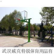 TC-1008固定式单臂篮球架