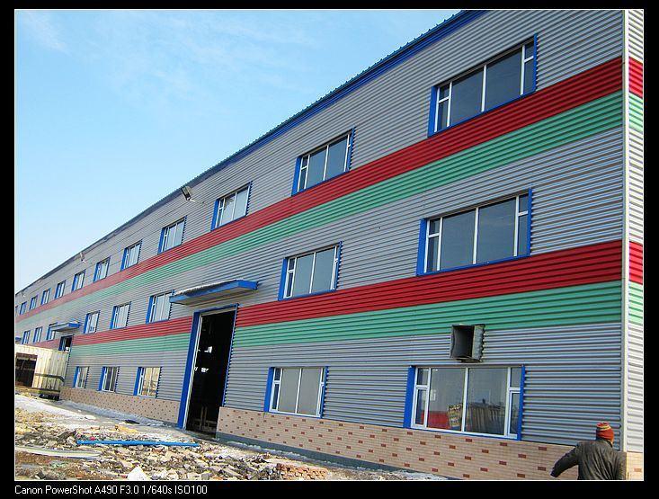 上海钢结构彩钢