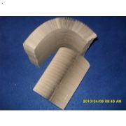 高强度蜂窝纸芯 东莞纸品公司生产纸护角,纸卡板和各类蜂窝纸板,蜂窝内衬。