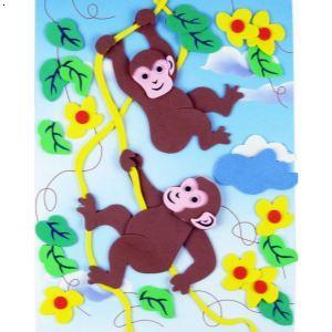 幼儿园装饰墙贴画 厂家直销