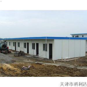 专业活动板房 单层活动板房厂家设计安装 天津市科利达