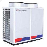 家用中央空调机组  对进出水温度的控制,自动进行能量调整,使用方便,节约能源